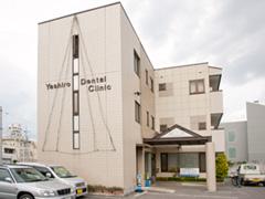 医院の外観